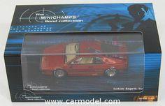 MINICHAMPS 400135260 1/43 LOTUS ESPRITE TURBO CON SCI - 007 JAMES BOND