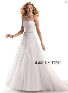 Astra Bridal - Maggie Sottero Nadia