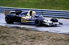 JODY Wolf WR1 @ Mosport 1977