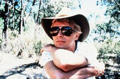 David Bowie in Let's Dance: Bowie Down Under. Supplied by Ed Gibbs.