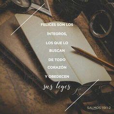 Salmos 119:1-2