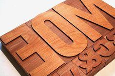 wood veneer to wood block connection - Google Search