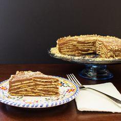 Tarta-de-Galletas (Cookie Cake)