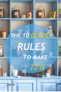 HERE ARE THE 10 GOLDEN RULES | FOR MAKING THE PERFECT CUP OF TEA (1941) many of which are still presumably relevant to a tea drinker today..