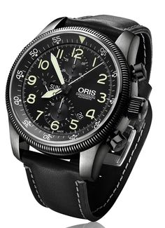 Very nice. A little over $1000, so not too outrageous from a price perspective. Oris - Big Crown Timer Chronograph CORRECTION: I had the wrong watch - this one's about $3700 - so, too rich for my blood, but very nice nonetheless.