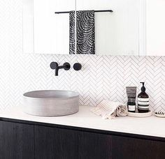 Shop our Concrete Nation sink, vanity and bath collection online. Boho Bathroom, Bathroom Basin, Bathroom Design Small, Laundry In Bathroom, Bathroom Layout, Bathroom Shower Curtains, Bathroom Interior, Bathroom Island, Bathroom Ideas