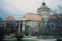 Munich, Botanical Garden.