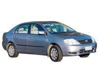 Toyota Corolla   Ecomony Car 1