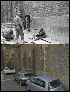 Prigionieri Tedeschi in La Haye-du-Puits #Normandia1944