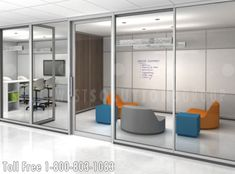 movable walls reduce office noise