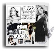 """get the look: naomi watts"" by marie-berge ❤ liked on Polyvore featuring Eva Fehren, L'Oréal Paris, STELLA McCARTNEY, Emilio Pucci and Chanel"