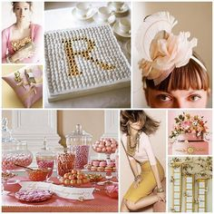 Marie Antoinette Party Decorations   Marie Antoinette Party ideas / BROWN   Grey Likes Weddings - Part 2