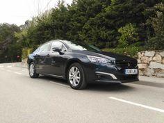 Prueba a fondo del Peugeot 508 1.6 THP 165 cv. Aut.