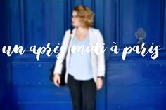 Un après midi à Paris -