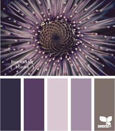 Dusky Purple Palette