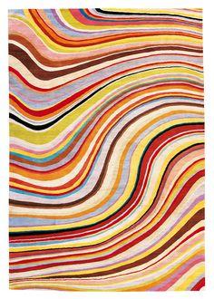 paul smith swirl rug -- rug!