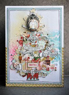 A Christmas Story card - Scrapbook.com
