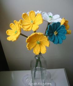 Hey, I found this really awesome Etsy listing at https://www.etsy.com/listing/180522980/cosmos-crocheted-flower-home-decoration