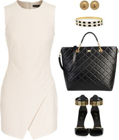 """Untitled #53"" by mara-montandon ❤ liked on Polyvore"