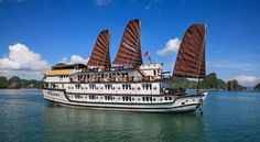 Book #HalongTours, a truly memorable experience awaits you. Visit here @ http://www.welcomevietnamtours.vn/tours/du-thuyen/halong-cruises/223.html