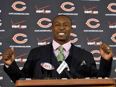 Chicago Bears WR Brandon Marshall