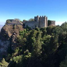 Castello di Erice!!! Trapani