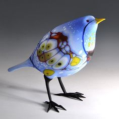 Shane Fero Glass Art at Pismo Fine Art Glass Gallery