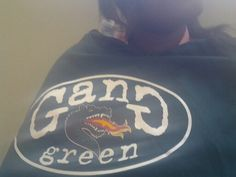 UAB BLAZERS #GANG  GREEN