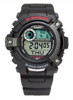 นาฬิกา Casio : Casio G-Shock รุ่น G-2500 I like all of these G Shocks, they're so neat.