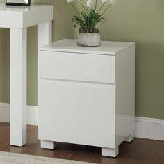 Wildon Home ® 2-Drawer Cabinet