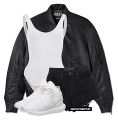"""""""Untitled #2575"""" by whokd ❤ liked on Polyvore featuring Mode, adidas Originals, Alexander Wang und Y-3"""
