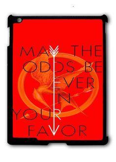 The Hunger game Quote iPad 2 3 4, iPad Mini 1 2 3 , iPad Air 1 2