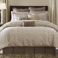 intricate king comforter set