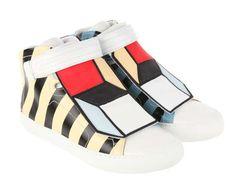 Pierre Hardy Cubicorama #PierreHardy #Sneakers #Christmas