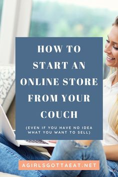 How to make money online with a boutique selling products like t-shirts, mugs, posters, bags, and other giftable goods. #printondemand #onlinestore #ecommerce #seo