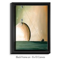 'A Solar System' Framed Watercolor Painting Print on Wrapped Canvas Canvas Frame, Canvas Size, Canvas Art, Painting Prints, Watercolor Paintings, Solar System Art, Solar House, Sistema Solar, Empty Wall
