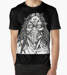 Artwork by Alaric Barca Metal T Shirts, Artwork, Mens Tops, Products, Fashion, Moda, Work Of Art, Auguste Rodin Artwork, Fashion Styles