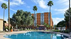 Radisson Hotel Tucson Airport Tucson On motorway I-10 and providing free transfer service to Tucson International Airport, this Arizona hotel features an on-site restaurant along with spacious guestrooms and free wireless internet access.