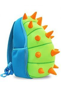 Faithful Novelty Cartoon Green Frog Plush Backpack For Kindergarten Toddler Baby School Bag Animals 3d Stitch Gift Toy Boy Girl Schoolbag Fixing Prices According To Quality Of Products Luggage & Bags