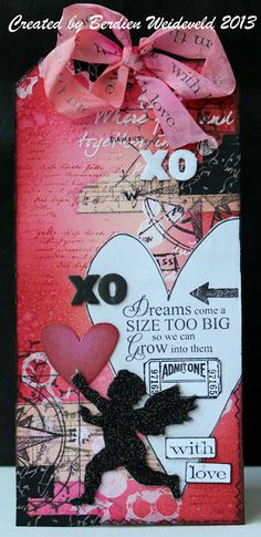Scrap from Bemmel: Valentine
