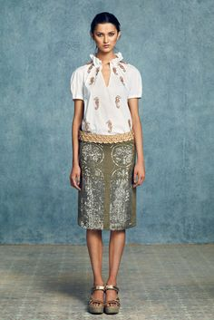 Resort 2013  Tory Burch