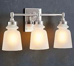 $229 Bathroom Lighting & Bath Lights | Pottery Barn