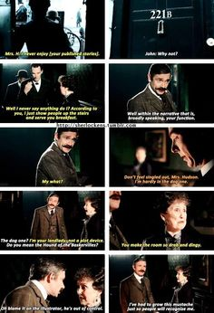 I'm already in love with the Victorian style this Sherlock story has!!
