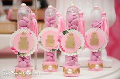 Blog da Yupii Fest: Ursinha Princesa Bailarina para Marina
