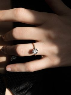 Vintage 1930's Tiffany & Co. Engagement Ring...Look no further, you found THE ONE.