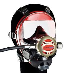 Ocean Reef Neptune Space Iron Full Face Mask  $1,600.00 usd