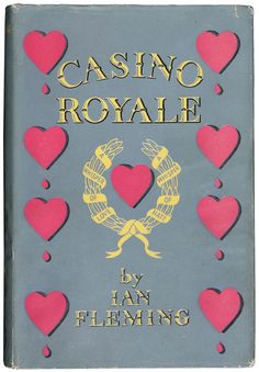 →Casino Royale by Ian Fleming First edition 1953