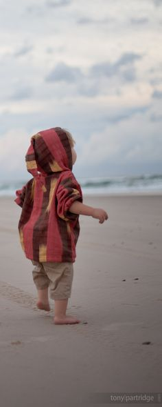 Exploring Patches Beach #Toddler #Photography