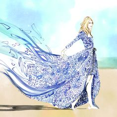maiyet:  Traditions Reimagined by Meagan Morrison of Travel, Write, DrawShop Spring Batik Prints