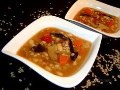 Krupnik - krúpková polievka 20 Min, Soup, Ethnic Recipes, Soups